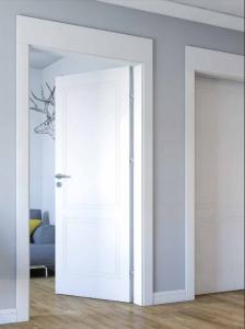 Крашенные двери
